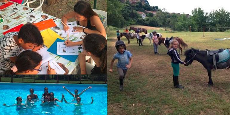Soggiorno estivo di equitazione per ragazzi - Booking Horse